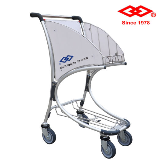 Stainless Steel Airport Hand Cart