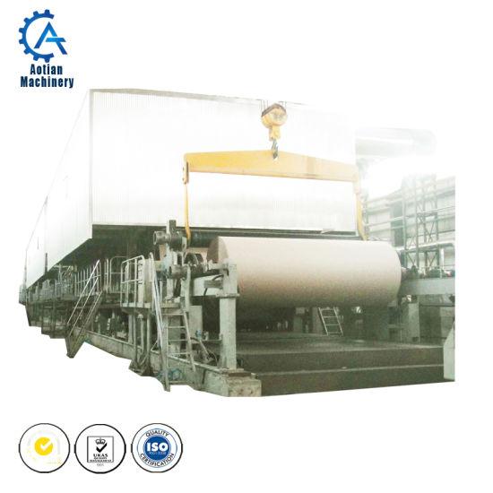 China India Hot Sell 2100mm Large Capacity Kraft Paper