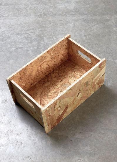 OSB Storage Chests Wood Hobbies Trinket Memory Box Sewing Useless Box