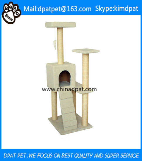 Wholesale Cat House, Luxurious Cat Climbing Tree Pet Products