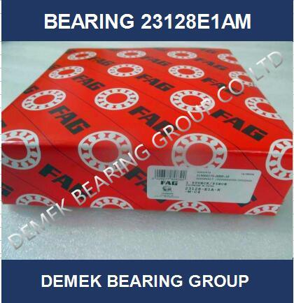High Quality Spherical Roller Bearing 23128 E1amc4 with Brass Cage pictures & photos