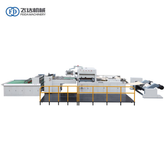 Salad/Milk/Food/Corona/Chips Box Fully Automatic Flatbed Die Cutting Machine with Stripping Over 10 Years Experience
