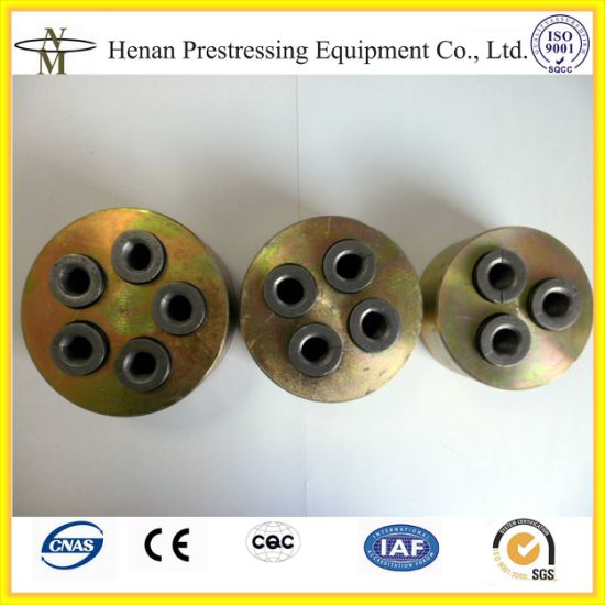 High Tensile 1*7 Wire Strand and Prestressed Concrete Anchor