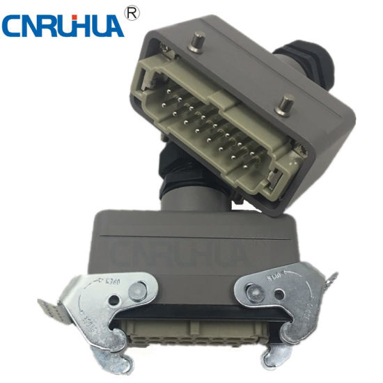 500V 16A 16pins Industrial Set Heavy Duty Connector