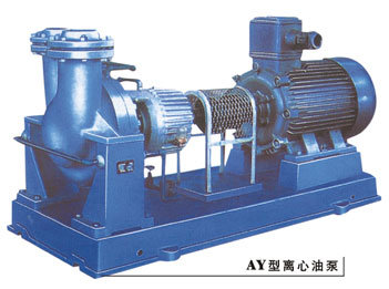 Y Types Centrifugal Oil Pumps pictures & photos