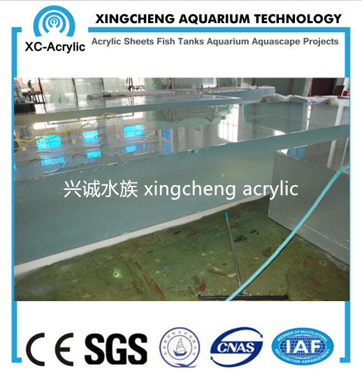 20mm to 650mm Thick Transparent Acrylic Sheet Aquarium Project pictures & photos