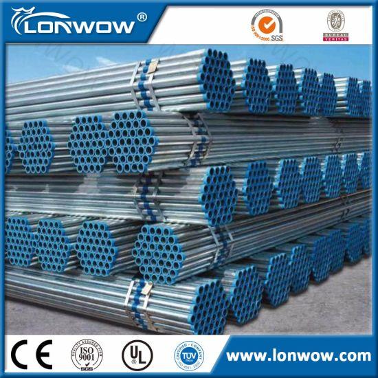"1/2"" to 4"" 10 Feet IMC Galvanized Steel Conduit"