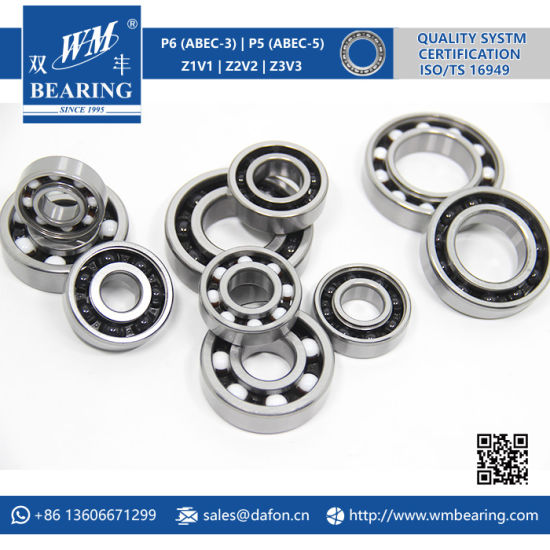 6307 High Temperature High Speed Hybrid Ceramic Ball Bearing pictures & photos