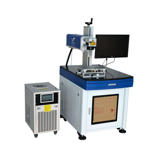 Best Price 3W 5W 10W UV Fiber Laser Marking Engraving Machine Manufacturer