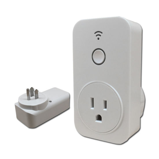 Smart Us Standard WiFi Socket with Us Plug Wireless WiFi Electrical Timer
