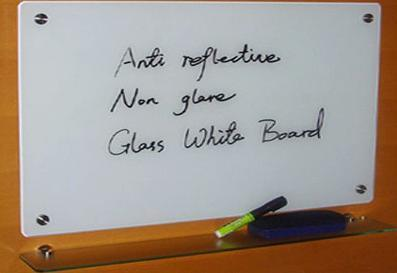 Office Writing Glass Message Board pictures & photos