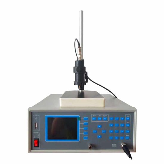Semiconductor Materials Sheet Resistance Tester with Automatic Coefficient Compensation