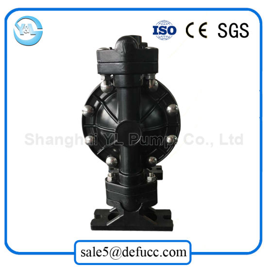 Qbk-40 Air Powered Double Diaphragm Food Grade Pump pictures & photos