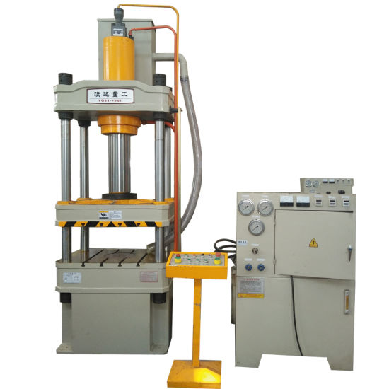 100 Tons High Speed Dour Column Type Hydraulic Press