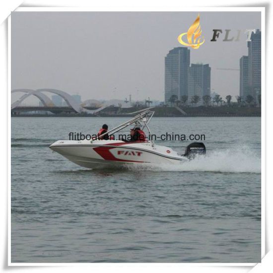 China No  1 Seadoo Style Speed Boat with Mercury Honda Outboard Engine