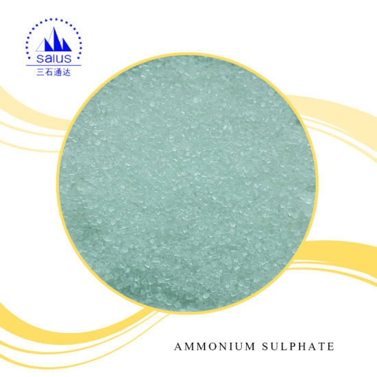 Ammonium Sulphate Crystalline with Good Price pictures & photos