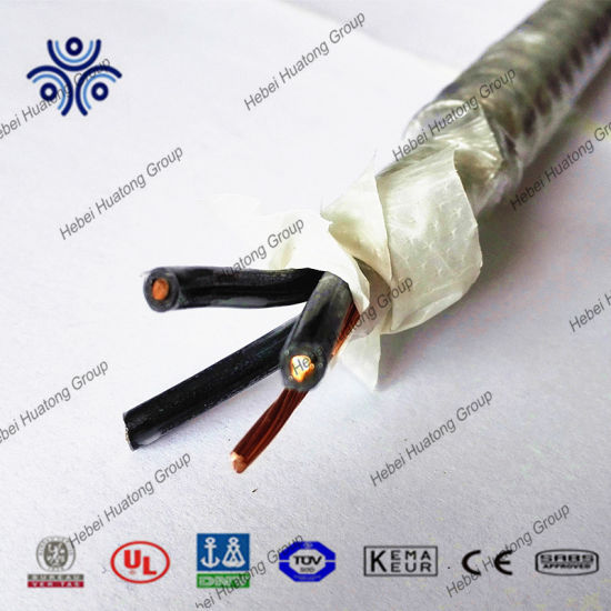 China UL 1569 Standard Metal Clad Xhhw or Thhn Conductor Mc Cable ...