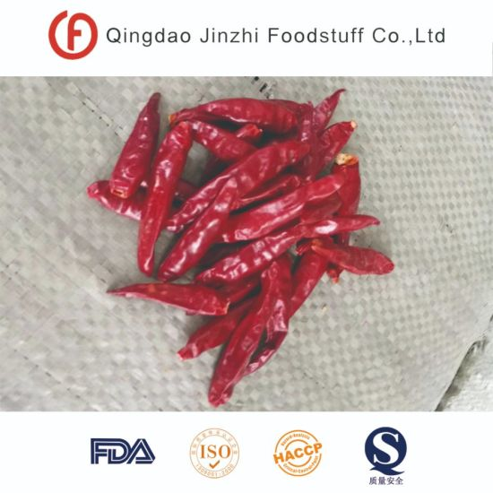 Wholesale Spice Natural Hot Dried Chili Pepper Without Stem