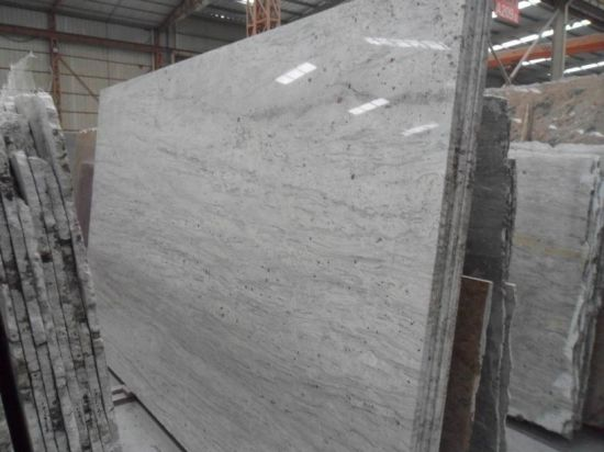 River White Natural Stone Granite Slab