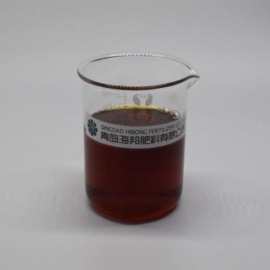Plant Source Organic Nematode Killing Functiona Agriculture Liquid Fertilizer