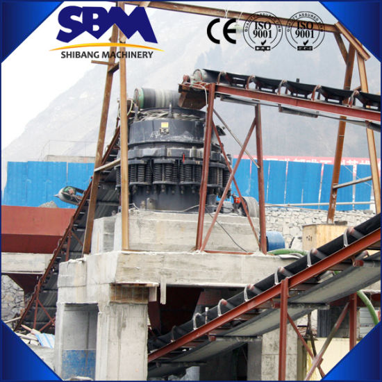 High Quality CS Stone Crusher Machine pictures & photos