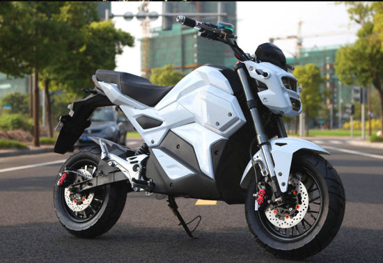 Electric Motorcycle M3 Scooter with Pedal System 2000W Strong Power