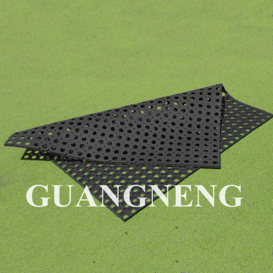 Hight Quality Grass Anti Slip Rubber Mat pictures & photos