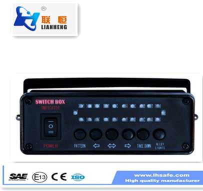 LED Warning Light Bar Controller Switch Box pictures & photos