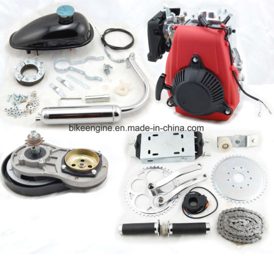Updated 4 Stroke 53cc Motor Kit with Rubber Belt Transition Syestem pictures & photos