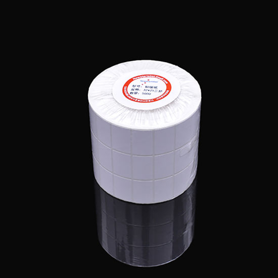 4X6 Color Direct Thermal Label 3 Core Perforated 1000 Labels Per Roll with  4 Rolls