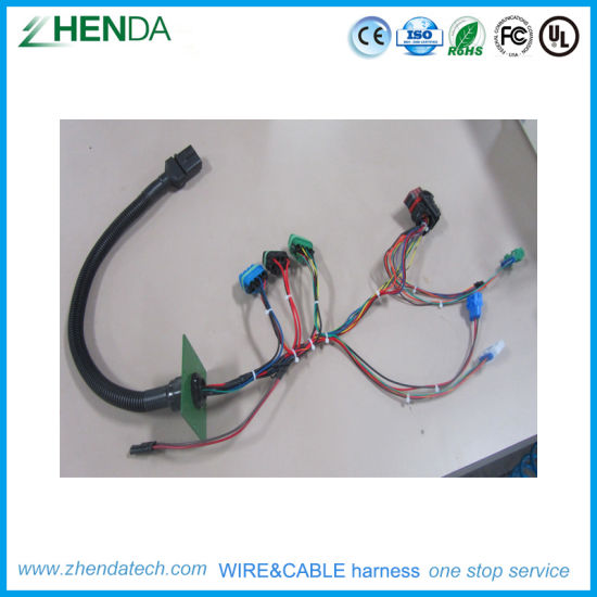 [DIAGRAM_38IU]  China Control Cable Assembly Aluminum Wiring Harness - China Cable Harness, Wire  Harness | Aluminum Wiring Harness |  | Shenzhen Zhendatech Co., Ltd.