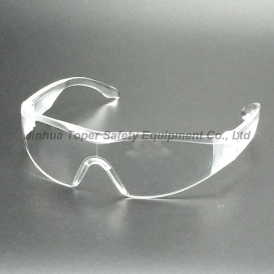 Light Weight Wrap Around Lens Safety Eye Protection (SG124) pictures & photos