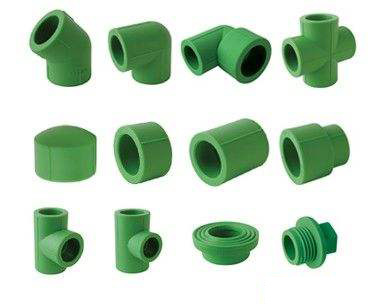 China customized plumbing materials ppr names pipe fittings china