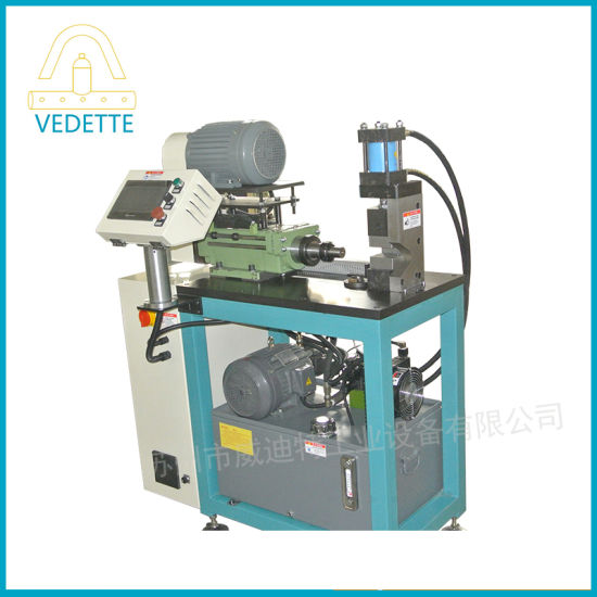 Stable Performance Hydraulic Copper Pipe End Forming Machine