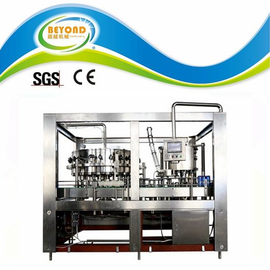 Hot Sale High Quality Can Liquid Filling/Can Making Machine pictures & photos