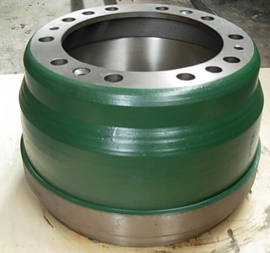 Front/Rear Brake Drum for Daewoo Bus pictures & photos