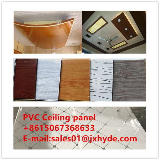 Light Weight 10 12 Pvc Ceiling Panels Wall Decoration Rn 215