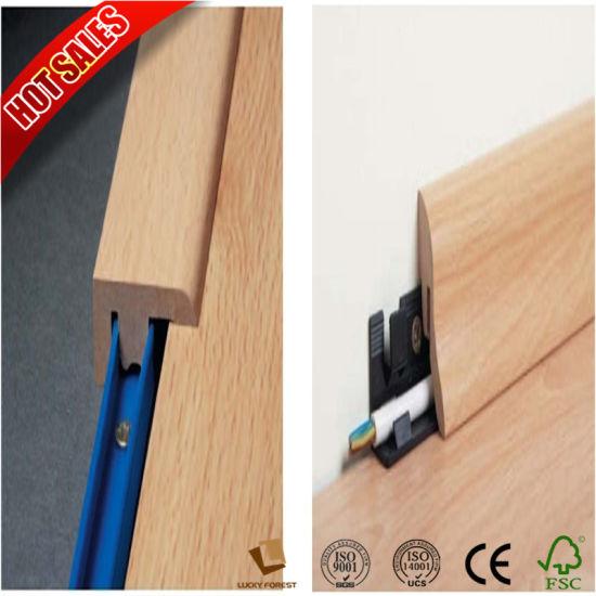 China End Cap Laminate Flooring Accessories For Wood Flooring