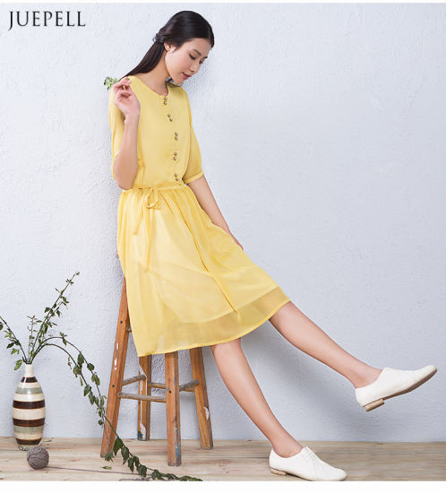 Daily Wear Casual Dresses for Ladies in Summer