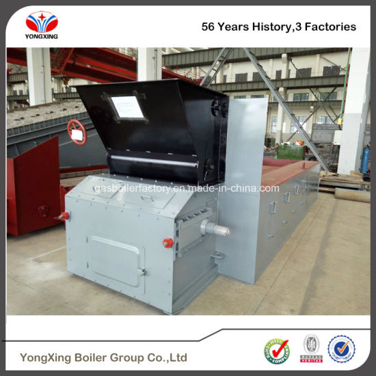 China Furnace Grate Stoker Automatic Running Coal Heating Boiler ...