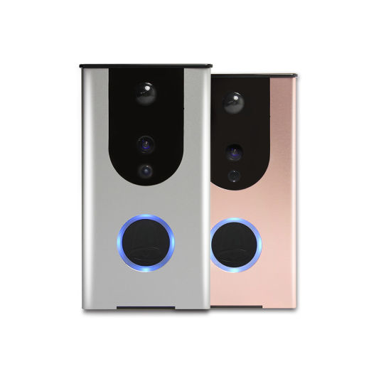 HD 720p Wireless WiFi Video Doorbell PRO Camera Intercom with Smart Phone APP pictures & photos