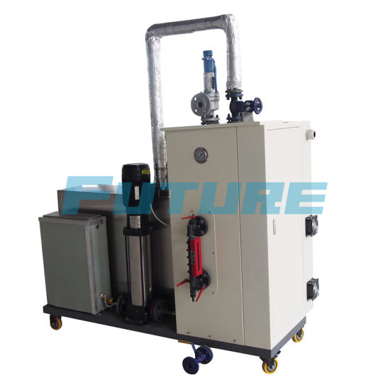 China Superheating Electric Steam Generator (TLDR) - China ...
