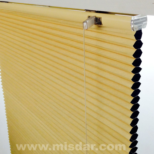 High Quality Cellular Blind with Black out Fabric