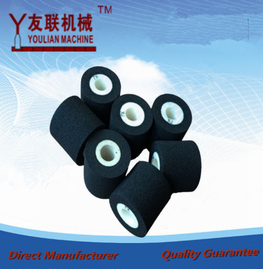 Free Shipping Energy Saving Black Hot Printing Ink Roll For 380f Coding Machine To Print Expiry Date Batch No Color