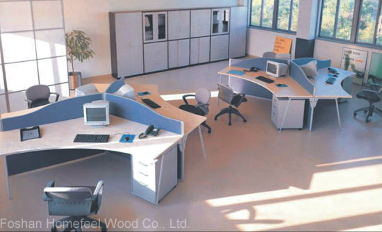 Office Cubicle 120 Degree