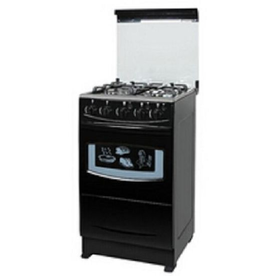 Freestanding Gas Range Cookers with 4 Burners