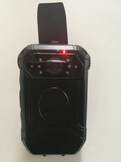Mini Portable Battery Powered HD Security Guard Cam Police Body Worn Camera pictures & photos