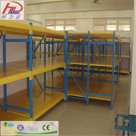 Heavy Duty Wide Span Warehouse Storage Rack pictures & photos