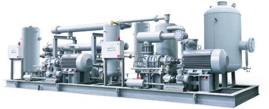 CO2 Screw Refrigeration Compressor Unit