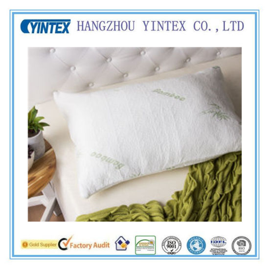 Top Sale Bamboo Shredded Memory Foam Pillow pictures & photos